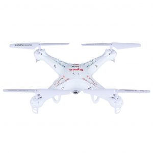 Dron helicoptero