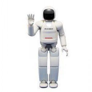 robot androide asimo