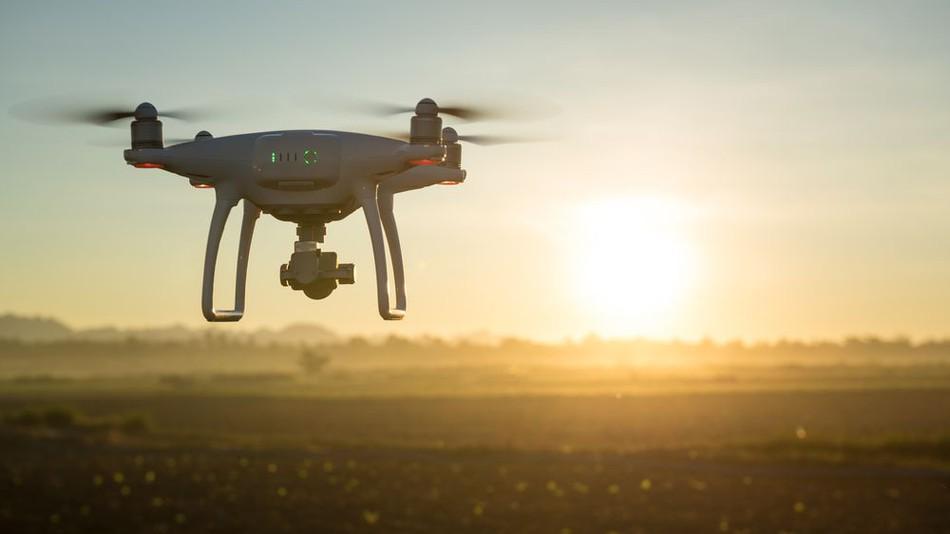 Qué son los drones y tipos