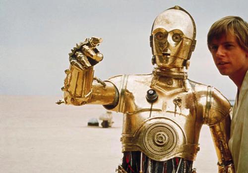 Las mejores películas de robots y series de robots