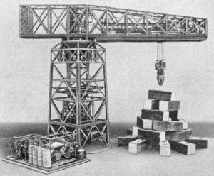 Robot industrial Gargantua