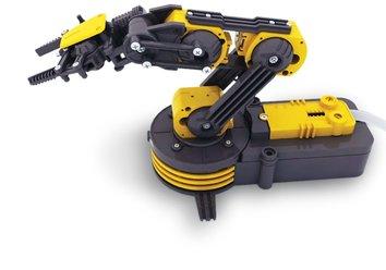 brazo robot de juguete