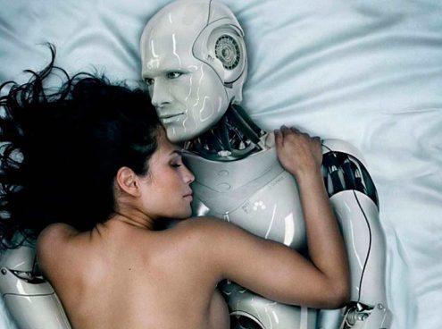 que son los robots sexuales