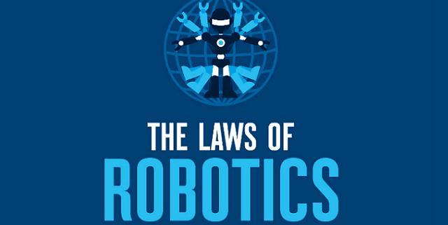 leyes de los robots