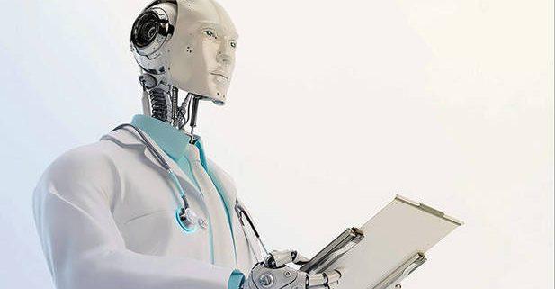 robots de medicina