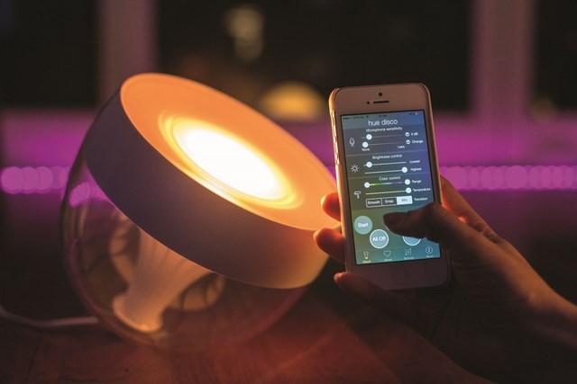 domotica ilumincacion
