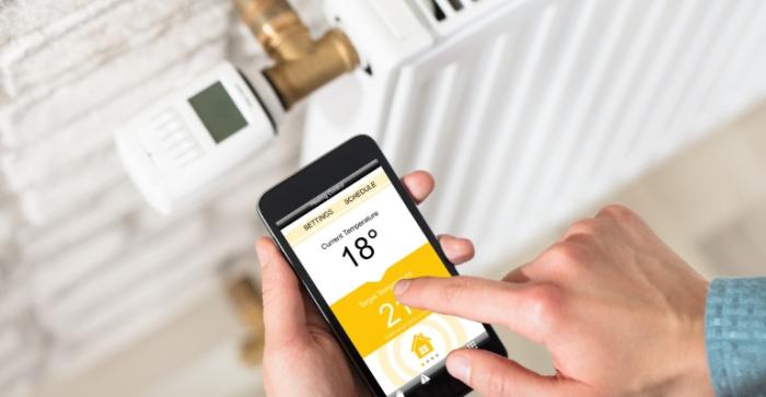 sistemas domoticos calefaccion