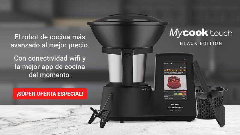 Oferta Mycook Touch Black Edition Descuento Por Solo 599