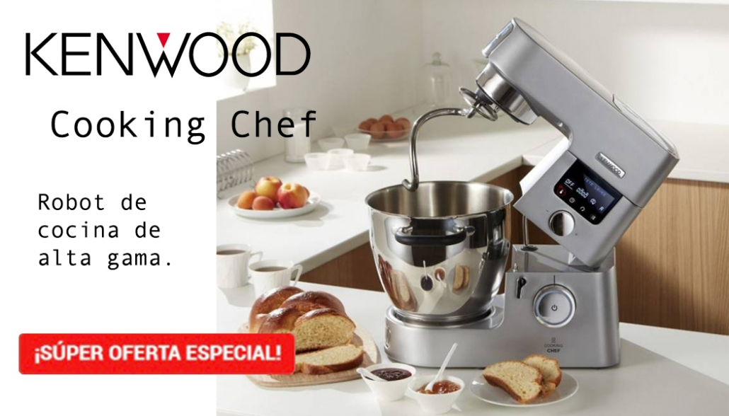 cupon descuento kenwood